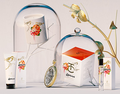 The Chapel Fragrance Collection