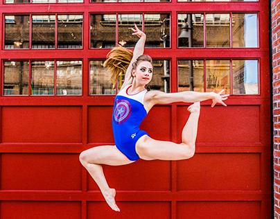 Marvel | GK Gymnastics Video Spot