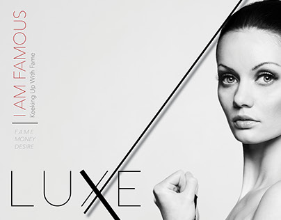 Luxe Magazine Series. NO.3