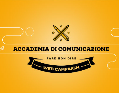Accademia in HD | Web Campaign