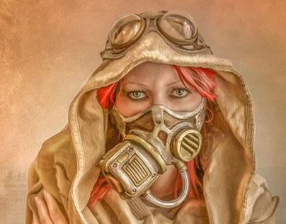 Post Apocalyptic Girl