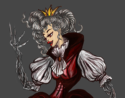 Alice in Wonderland Concept