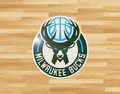 Milwaukee Bucks Rebrand
