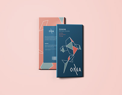 ONNA Chocolate Packaging