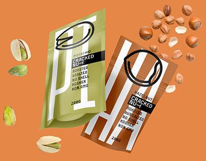 CRACKED NUT   packaging