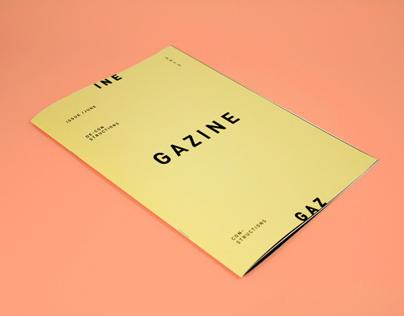 Gazine Publication