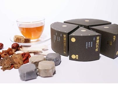 Brown Sugar Tea Packaging - Student Project