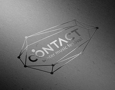 Contact Music Festival / Logo
