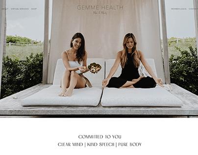 GEMME HEALTH - Mica & Mandy