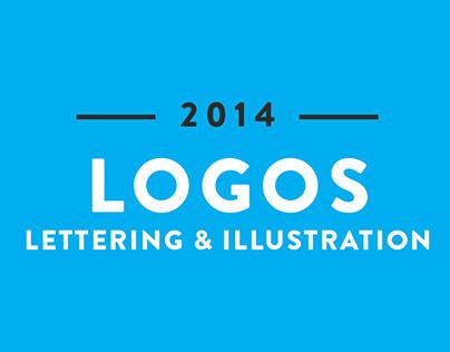 Logos, Illustration & Lettering