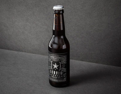 Lervig 10th Anniversary Beer