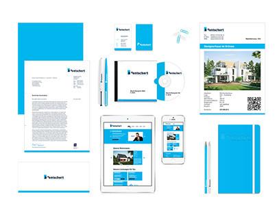 Tentschert – Corporate Design