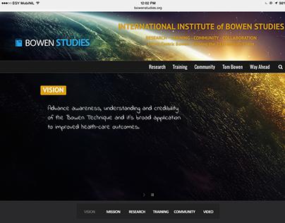 Bowen Studies
