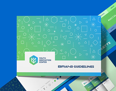 Visual identity and brand guidelines for YIC
