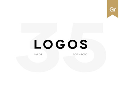 Logos and marks 2017-2020