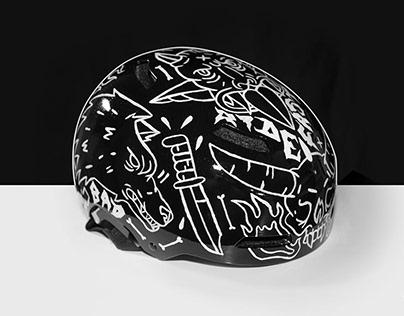 Ride Fast Helmet