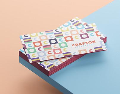 Crafton Laundromat - Identity Concept