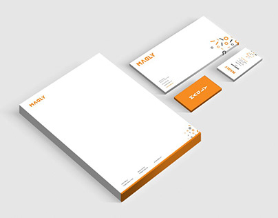 Branding Collateral Design: Madly