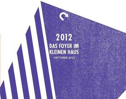2012 Das Foyer im kleinen Haus