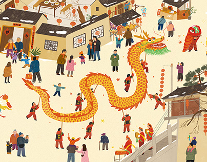 Picture book | Chinese traditional festivals