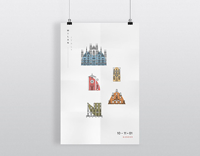 Gander | Poster Design