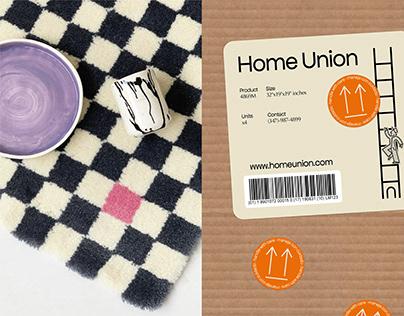HomeUnion - rebranding