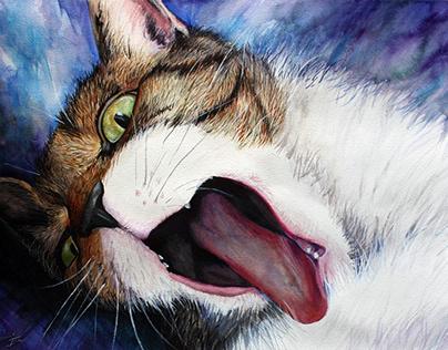 Watercolor Fine Art