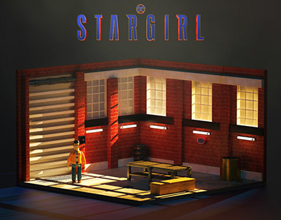 Stargirl set