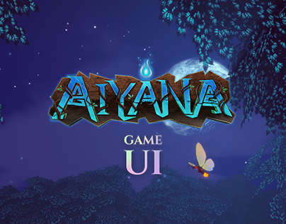 Aiyana - Game UI Design