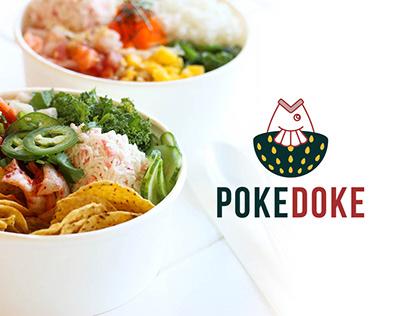 Poke Doke Branding