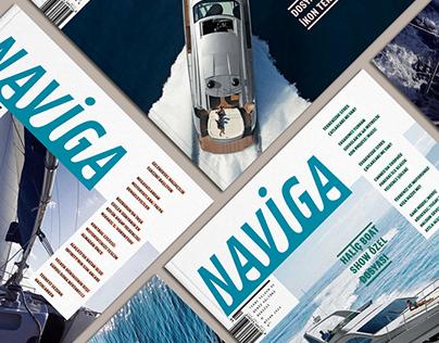 Naviga Magazine