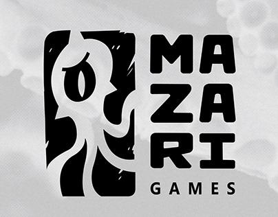 Mazari Games [Logo Design]