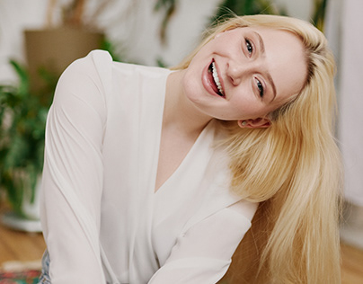 Portrait series: Ksenia