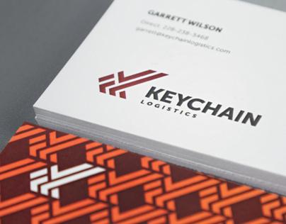 Keychain Logistics - New brand path to drive on.