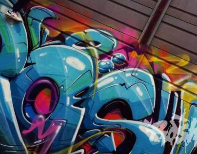 New Amazing Graffiti Videos