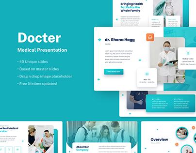 Docter Medical Presentation