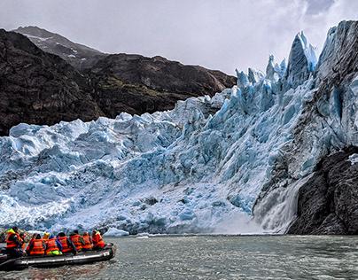 The Condor Glacier