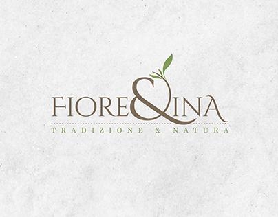 Fiore & Lina Logotipo