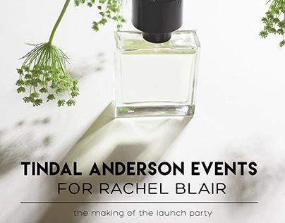Senior Capstone - Rachel Blair Launch