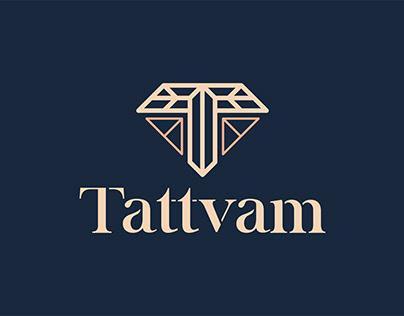 Logo & Branding - TATTVAM