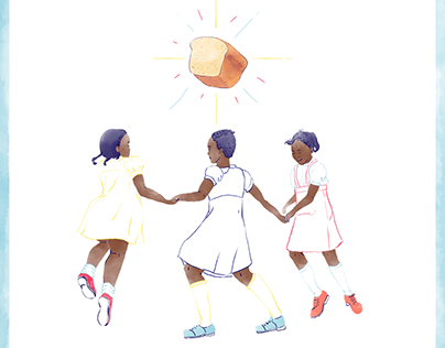 Let's make some bread: Illustrated talk
