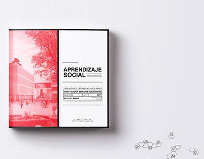 Aprendizaje Social. Proyecto editorial: Estudio Andes