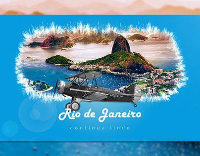 Rio de janeiro continua lindo