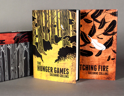 The Hunger Games Redesign
