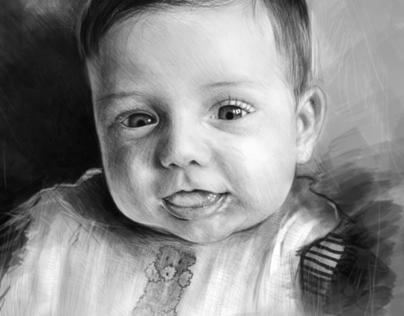 Giorgio's portrait