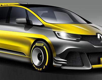 Renault Espace F1 2020