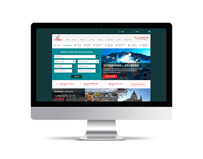 NITRAVEL / travel agency site