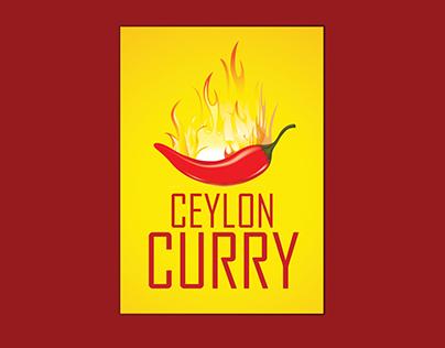 Ceylon Curry - Logo -Banner