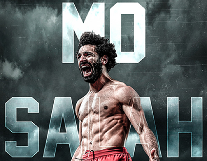 Mohamed Salah Poster
