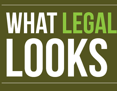What Legal Looks Like Infographic